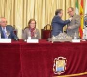 La Delegada de Cultura participó en la VI Sesión del Ciclo de Mitología Andaluza: 'Hércules, fundador de la ciudad'