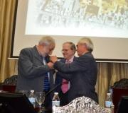 Celebrada la conferencia 'Mitos del Convento de Santa Clara', que impartió el arquitecto José García-Tapial y León