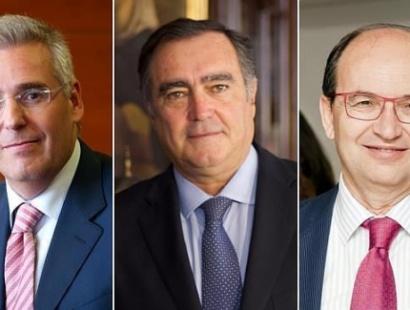 José Manuel García-Quílez, José Ramón Estévez y José Castro son los Reyes Magos de la Cabalgata de Sevilla 2016