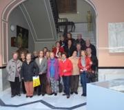 La Asociación de Mujeres 'Los Remedios' visita el Ateneo de Sevilla