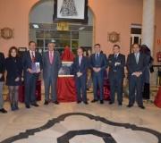 Presentado el libro 'El mandato, una catequesis plástica en Marchena (Sevilla)', del autor Manuel Antonio Ramos Suárez