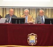 Salvador González Morgado disertó en el Ateneo sobre el Doctor Nicolás Monardes