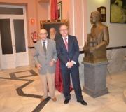 El Ateneo expone algunas de sus más valiosas piezas bibliográficas hasta el 30 de noviembre en el Patio Central