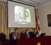 Celebrada la conferencia ilustrada con material audiovisual sobre las Reales Atarazanas y la Primera Vuelta al Mundo