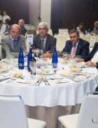 El Presidente del Ateneo, Alberto Máximo Pérez Calero, asitió a la celebración del Foro Joly el pasado miércoles 24 de junio