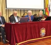 El Catedrático Ernesto Carmona Guzmán disertó sobre 'La Química y la vida y en la tierra'