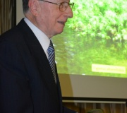 Benito Valdés Castrillón en 'Los Martes de la Academia'