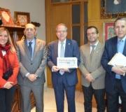 Clausurado el ciclo sobre Prensa Local Sevillana por D. Juan Antonio Carrizosa Esquivel, Director de Diario de Sevilla, y D. Juan Manuel Marqués Perales, Subdirector del medio