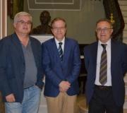 El profesor Leandro Álvarez Rey abrió el ciclo sobre Regionalismo Andaluz