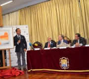 El Río, protagonista del moderno Cartel de la Cabalgata 2015