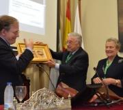 El Presidente del Ateneo, Alberto Máximo Pérez Calero, disertó sobre Historia de la Medicina y médicos ilustres en el Curso de Temas Sevillanos