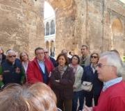 Visita ateneísta al Real Alcázar de Sevilla